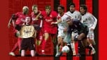 Laga klasik, Liverpool Legends Vs Milan Glorie