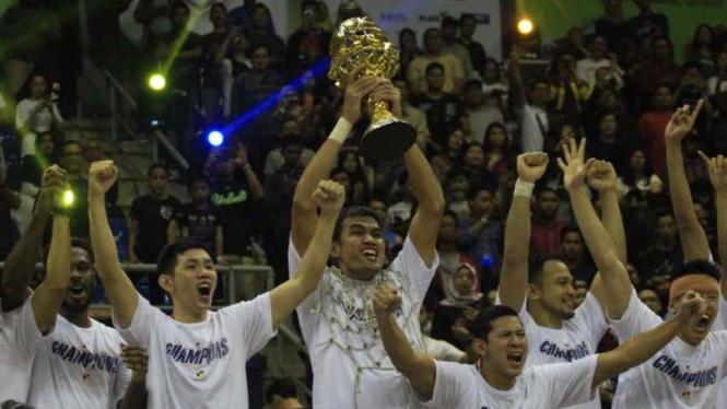 Stapac Jakarta juara IBL 2019