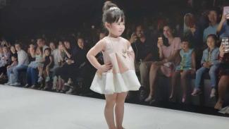 Ingin Buah Hati Tampil Fashionable, Tiru Gaya Busana Berikut Ini
