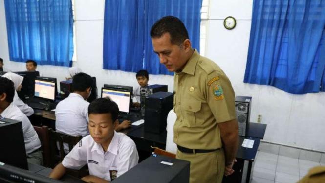 Wakil Gubernur Sumatera Utara Musa Rajekshah