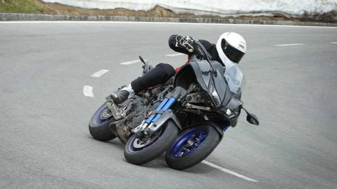 Yamaha Niken.