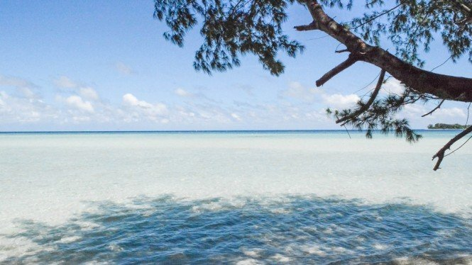 Pulau Geleang di Karimunjawa.