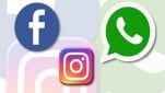 Whatsapp, Instagram dan Facebook diblokir di China.