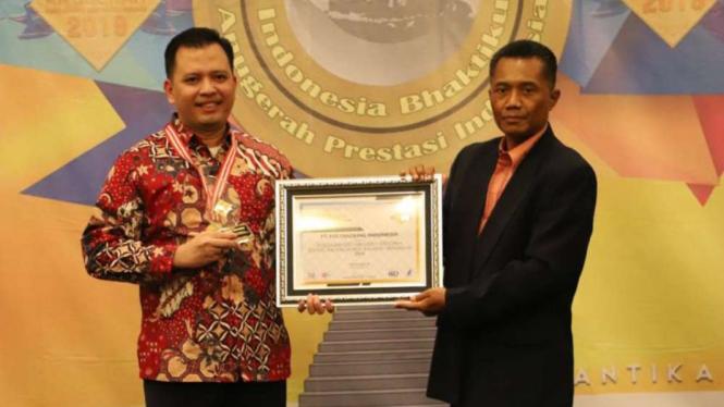Direktur Eksekutif Poltracking Indonesia, Hanta Yuda.