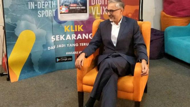 Dubes RI untuk Indonesia Moazzam Malik