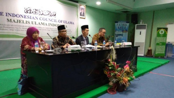 Majelis Ulama Indonesia (MUI).