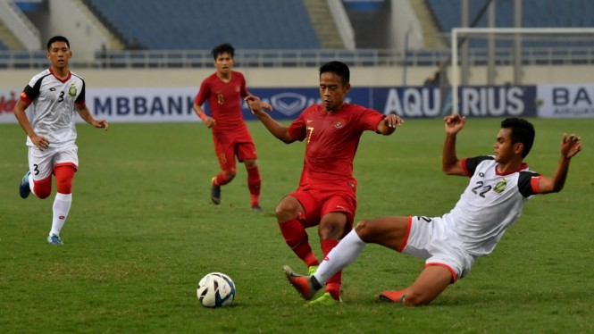 Timnas Indonesia U23 vs Brunei