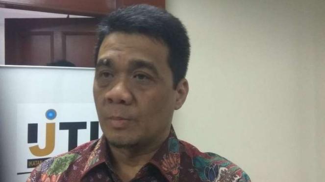 Ketua Dewan Pimpinan Pusat Partai Gerindra, Ahmad Riza Patria