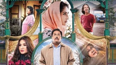 Poster Si Doel The Movie 2