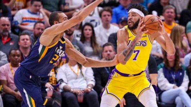 Virus Corona, LA Lakers Kembalikan Dana Pinjaman Sebesar Rp70 Miliar