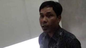 Sekretaris Umum FPI, Munarman.