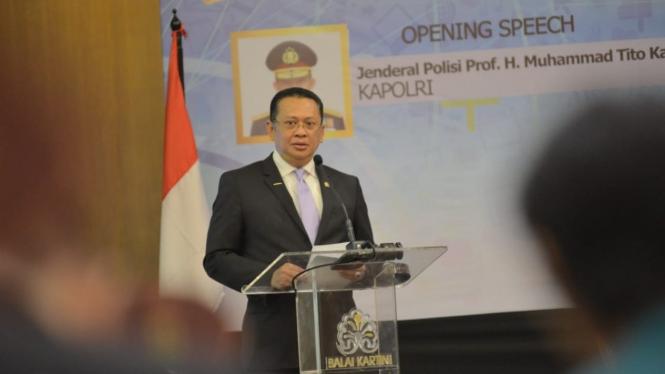 Bamsoet: Bangun Indonesia Unggul melalui Keterbukaan Parlemen