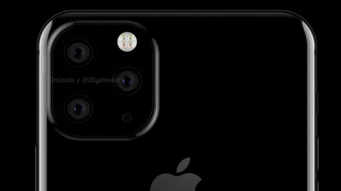 Bocoran kamera iPhone 11