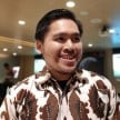 Co-founder and Chief Technology Officer Mata Garuda, William Tansil.
