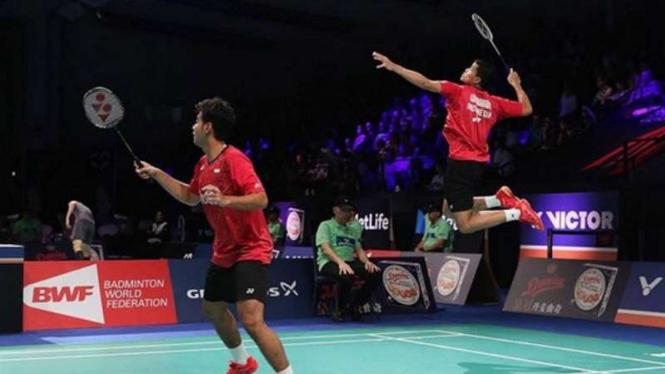 Ricky Karandasuwardi/Angga Pratama