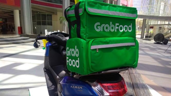 Tas khusus Grab Food