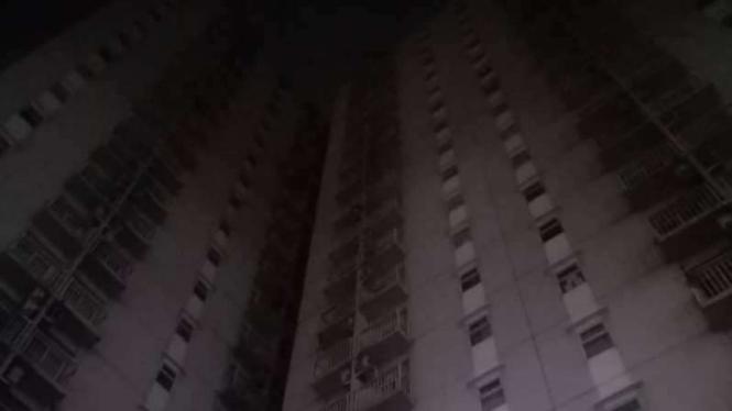 PLN matikan Apartemen Bogor Valley.