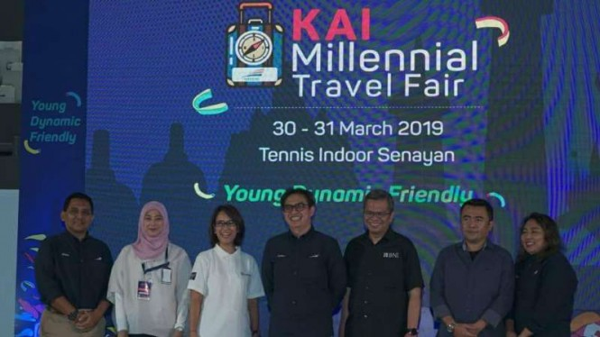 KAI Millennial Travel Fair 2019