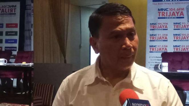 Wakil Ketua BPN Prabowo-Sandiaga Uno, Mardani Ali Sera.