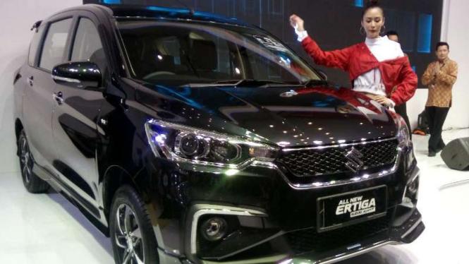 Suzuki Ertiga Sport di GIIAS 2019 Surabaya
