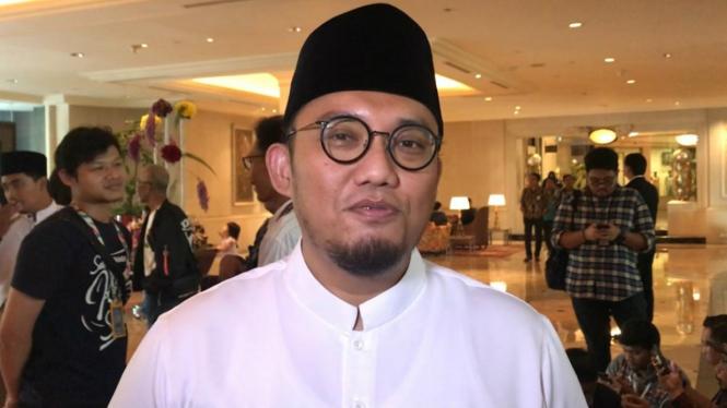 Koordinator Jubir BPN Dahnil Anzar Simanjuntak