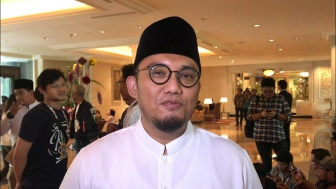 Juru Bicara Badan Pemenangan Nasional (BPN) Prabowo-Sandi, Dahnil Anzar Simanjut