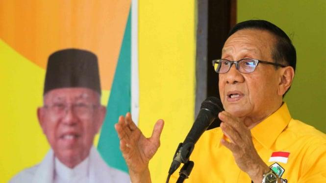 Ketua Dewan Kehormatan Partai Golkar, Akbar Tanjung
