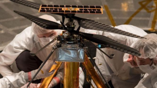 Proyek helikopter NASA
