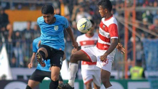 Persela vs Madura United di Piala Presiden 2019