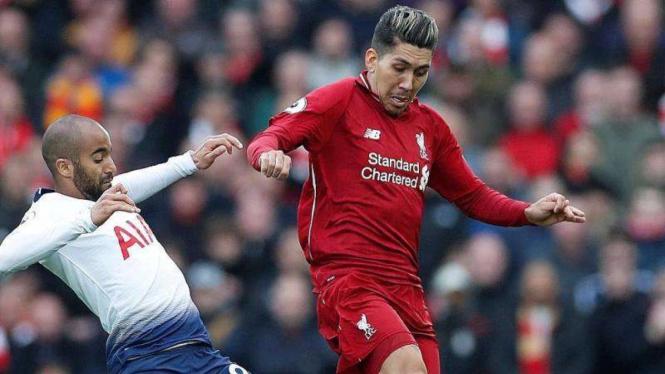 Siaran Langsung Sepakbola Malam Ini, Ada Big Match Spurs Vs Liverpool
