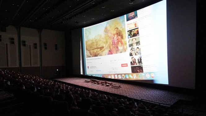 Menonton Bali: Beats of Paradise di Bioskop Berlayar Terbesar di Dunia