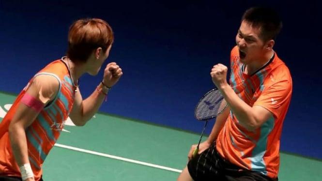 Lee Yang/Wang Chi-Lin.