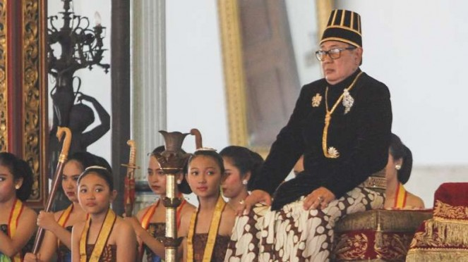 Raja Paku Buwono XIII
