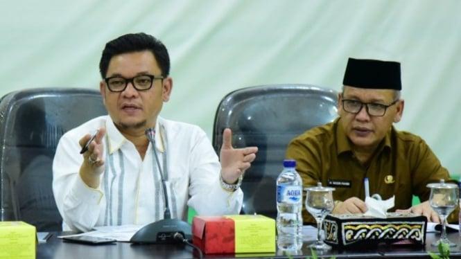 Wakil Ketua Komisi VIII DPR RI Ace Hasan Syadzily.