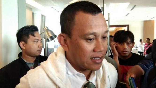 Anggota Komisi VII DPR RI Abdul Kadir Karding.