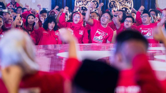 Partai Solidaritas Indonesia (PSI)