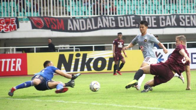 PSM Makassar vs Kaya FC