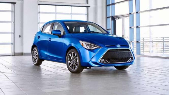 Toyota Yaris hatchback edisi 2020
