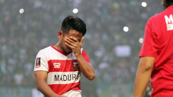 Pemain Madura United, Andik Vermansah