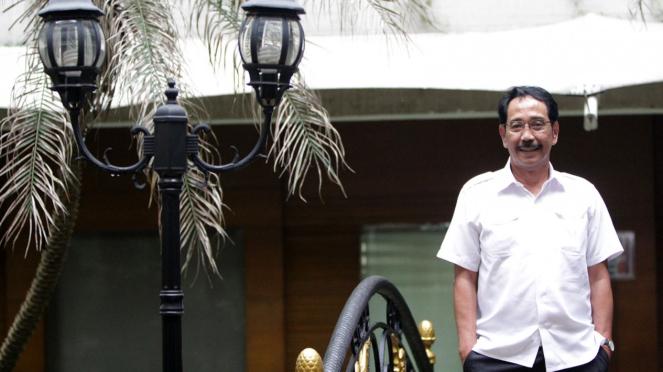 Kepala Otoritas Batam, Edy Putra Irawady