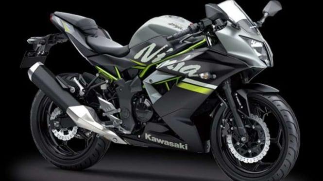 Kawasaki Ninja 250 SL edisi 2019