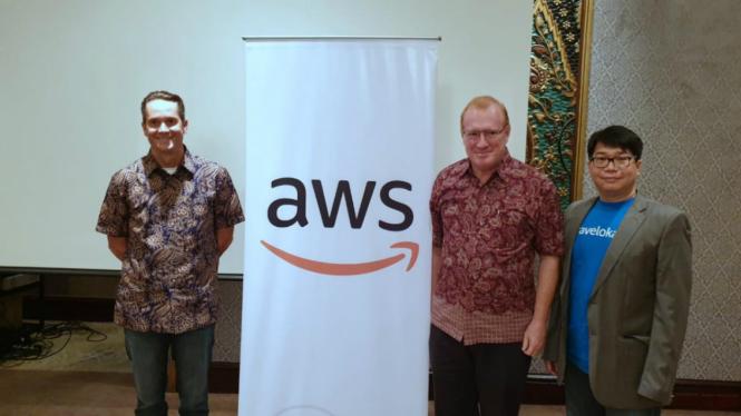 Media briefing Amazon Web Services