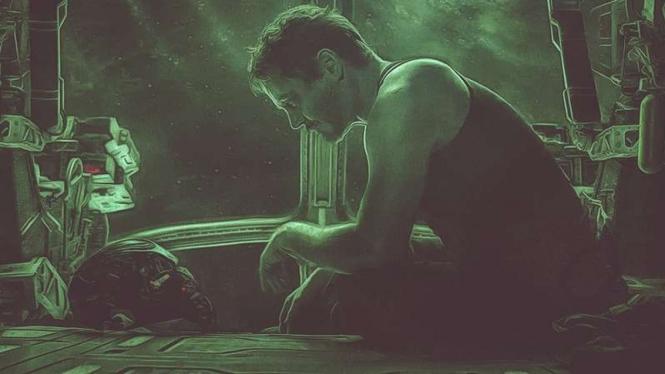 Tony Stark di Avenger: Endgame