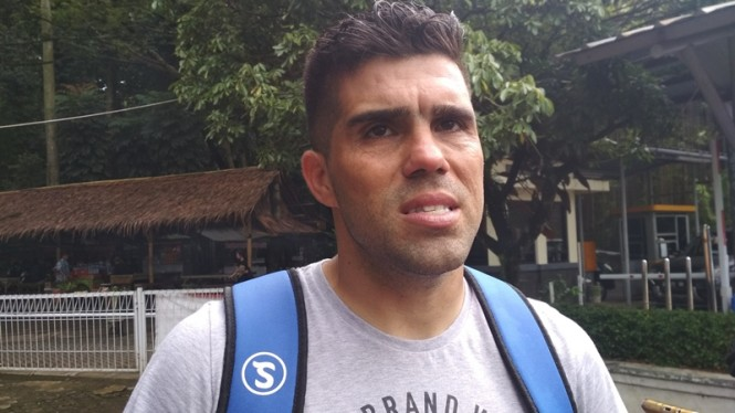 Bek Persib Bandung, Fabiano Beltrame
