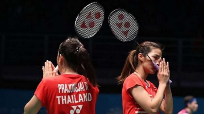 Jongkolphan Kititharakul/Rawinda Prajongjai
