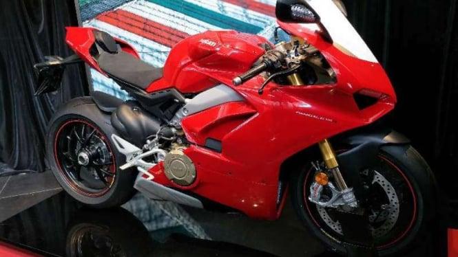 Motor Ducati.