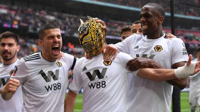 Drama 4 Gol, Wolverhampton Vs Watford Lanjut ke Babak Tambahan