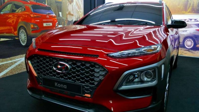 Harga Mobil Baru Hyundai Bakal Mepet Honda HR-V - VIVA