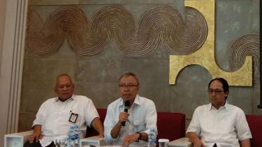 Kasatgas Penanggulangan Bencana Kementerian PUPR SSulteng Arie Setiadi. (tengah)