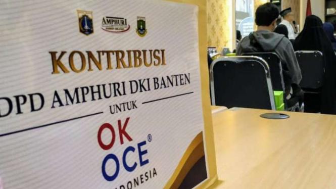 OK OCE Indonesia.